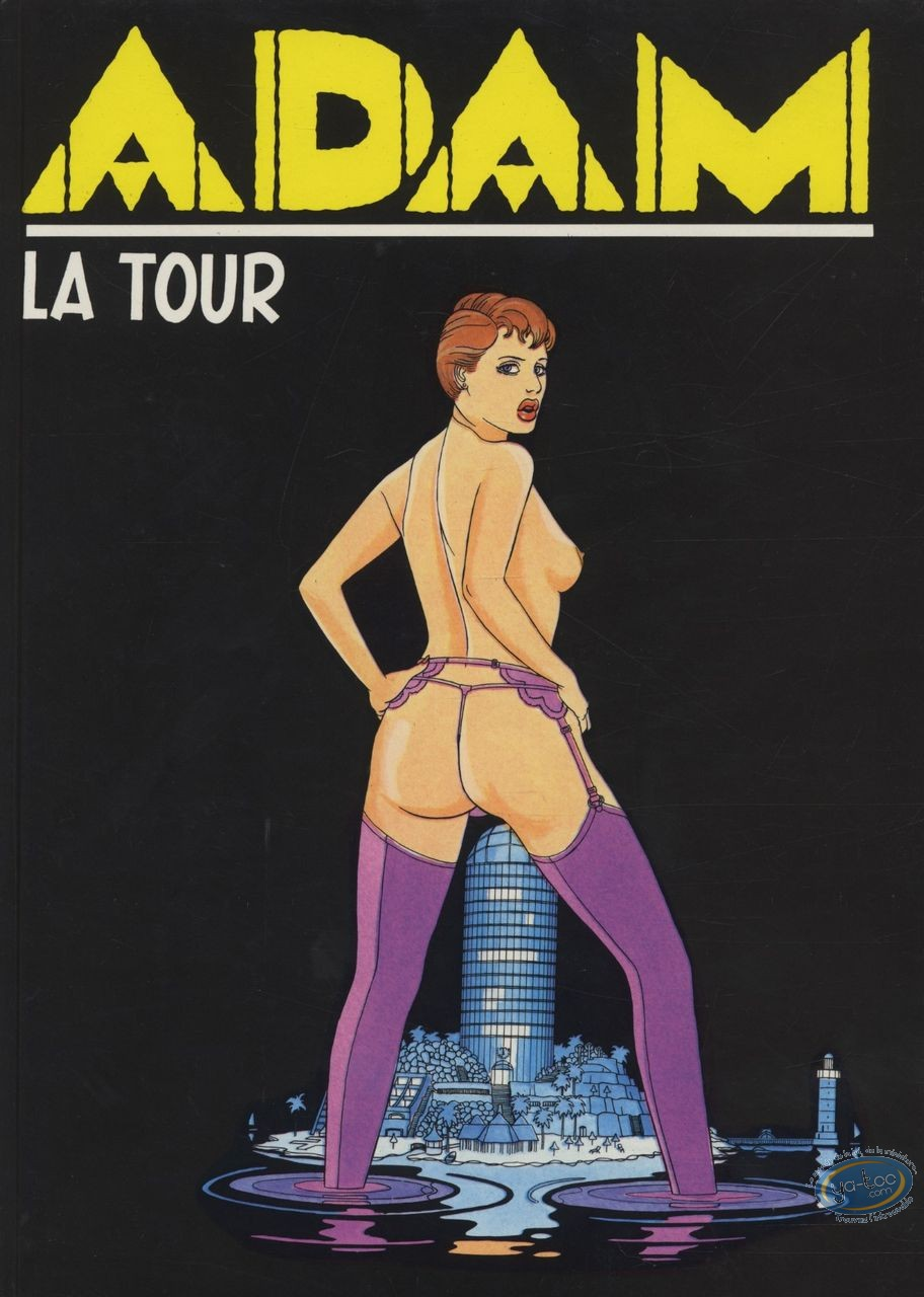 Adult European Comic Books, La Tour