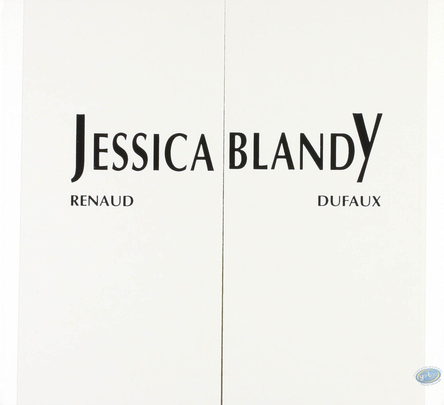 Serigraph Print, Jessica Blandy : Renaud, Jessica Blandy