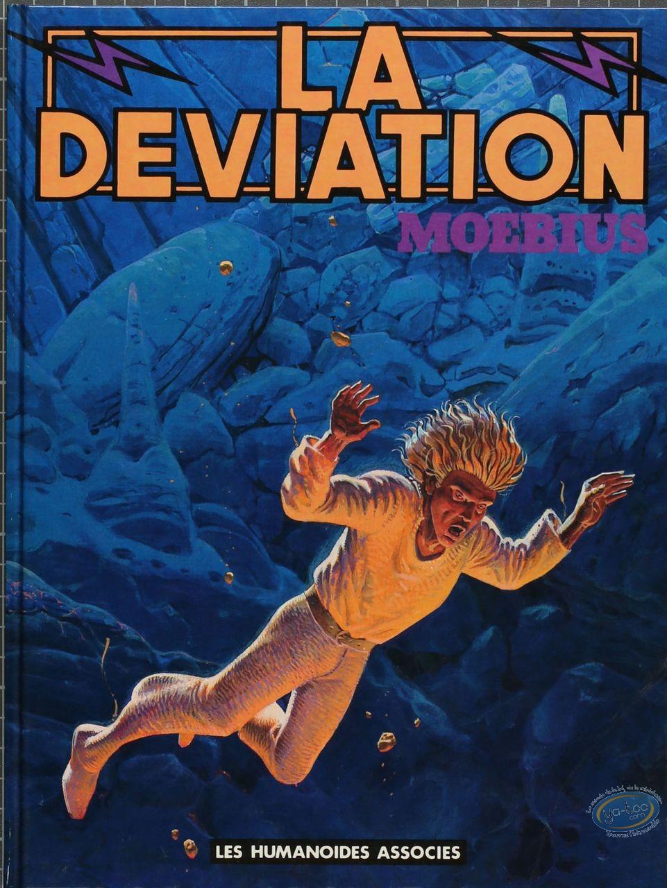 Listed European Comic Books, Déviation (La) : La Déviation