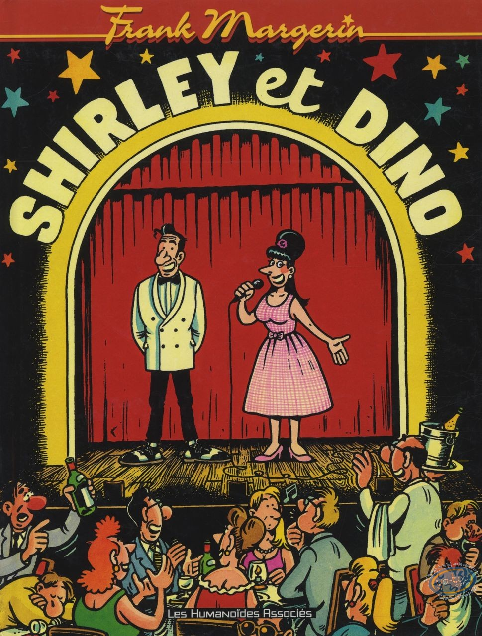 Used European Comic Books, Shirley et Dino : Shirley et Dino (used)