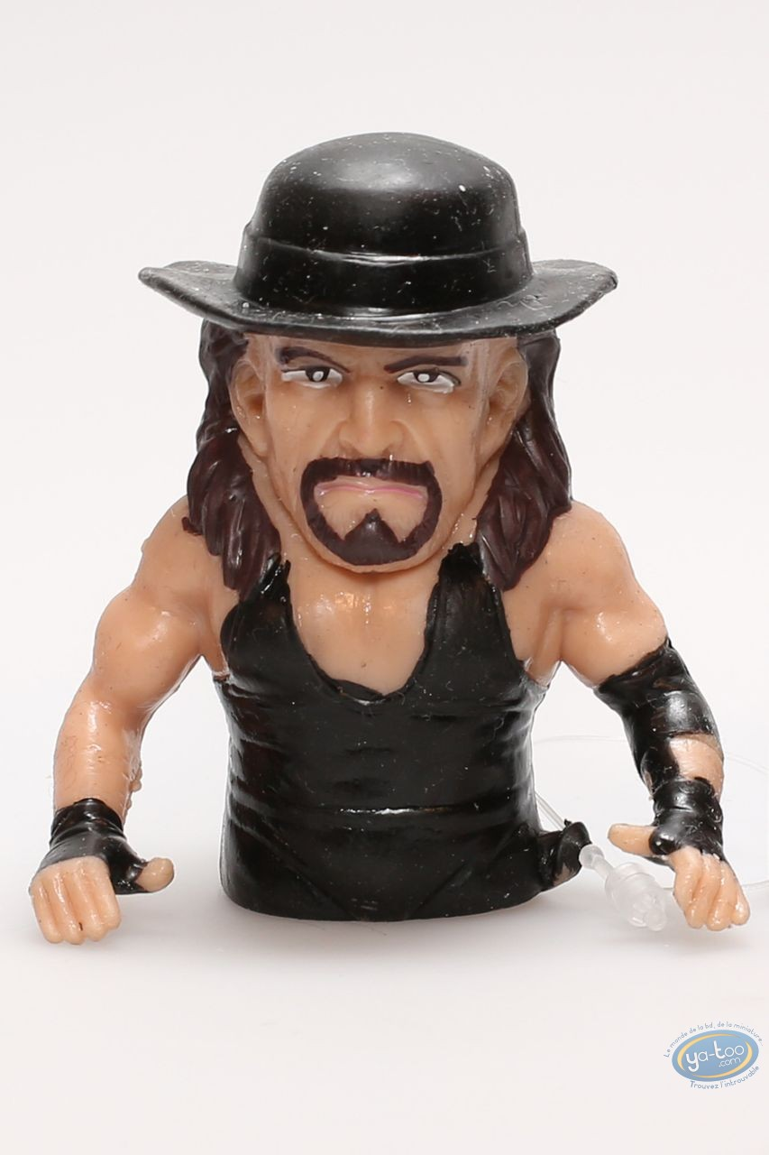 Plastic Figurine, World Wrestling Entertainment : Undertaker