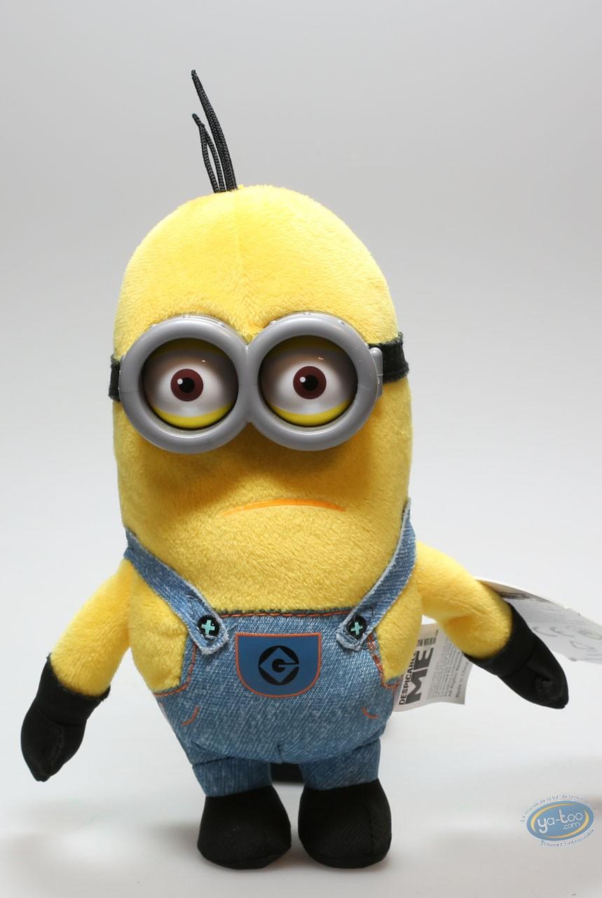 Plush, Minions (Les) : Plush Minion Kevin