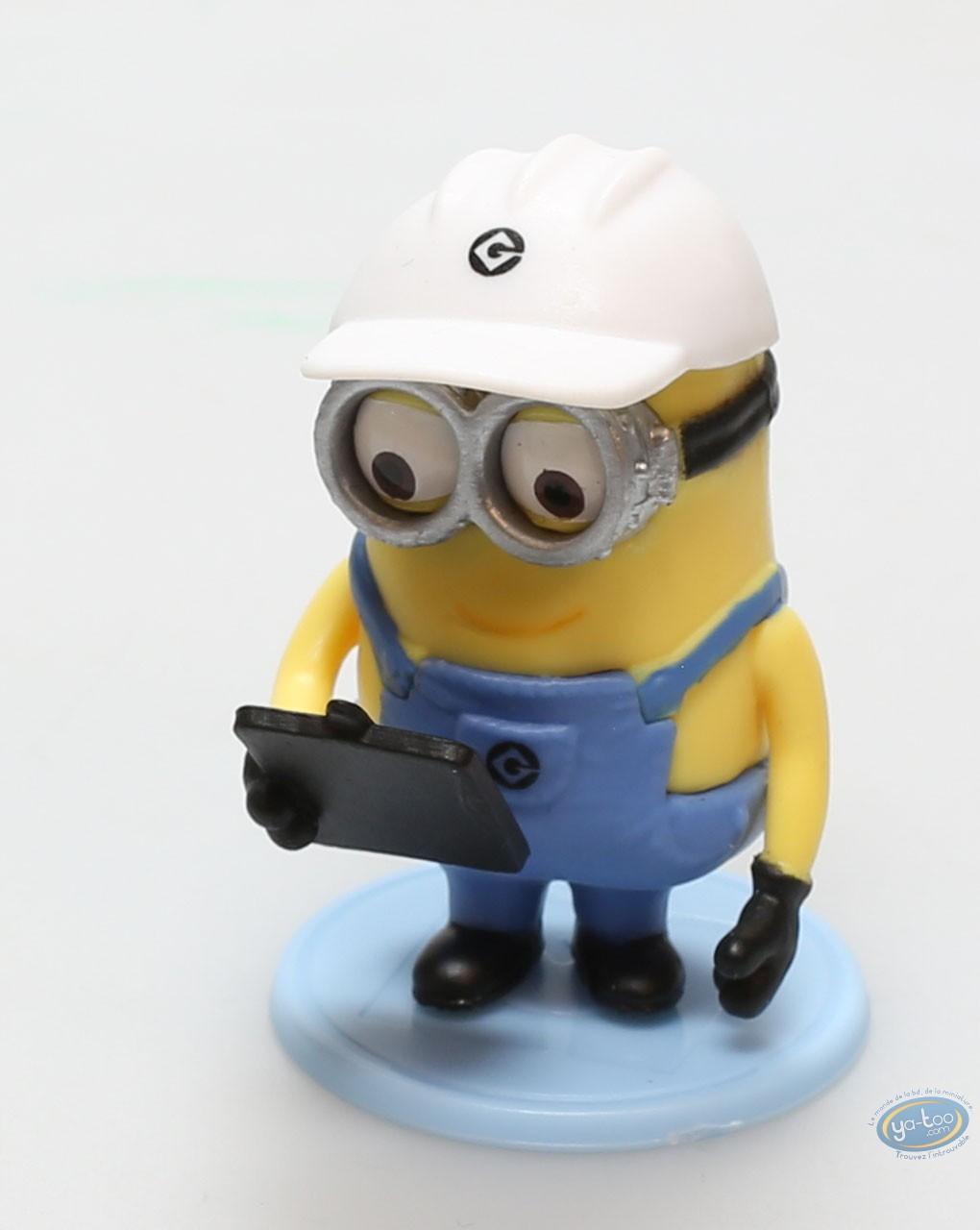 Plastic Figurine, Minions (Les) : Minion Worker
