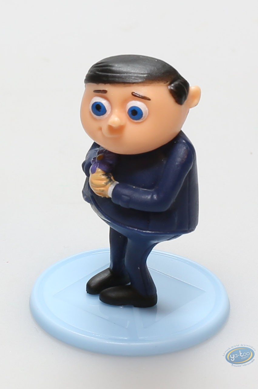 Plastic Figurine, Despicable Me : Young Gru