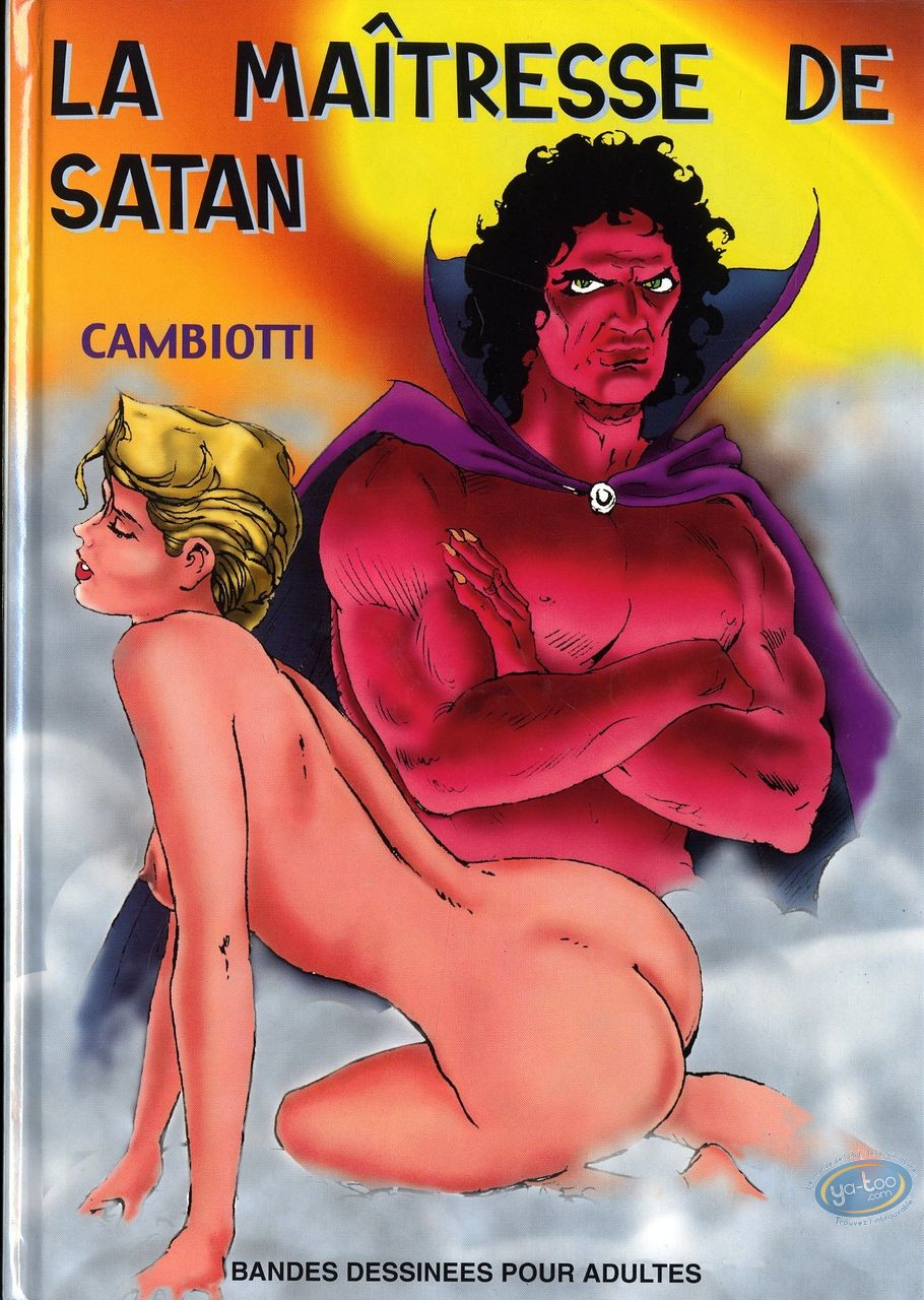 Adult European Comic Books, La maîtresse de Satan
