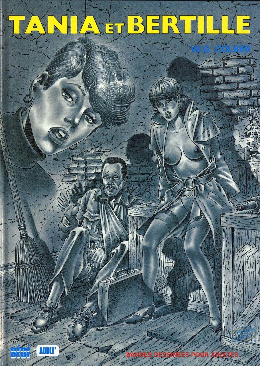 Adult European Comic Books, Tania et Bertille