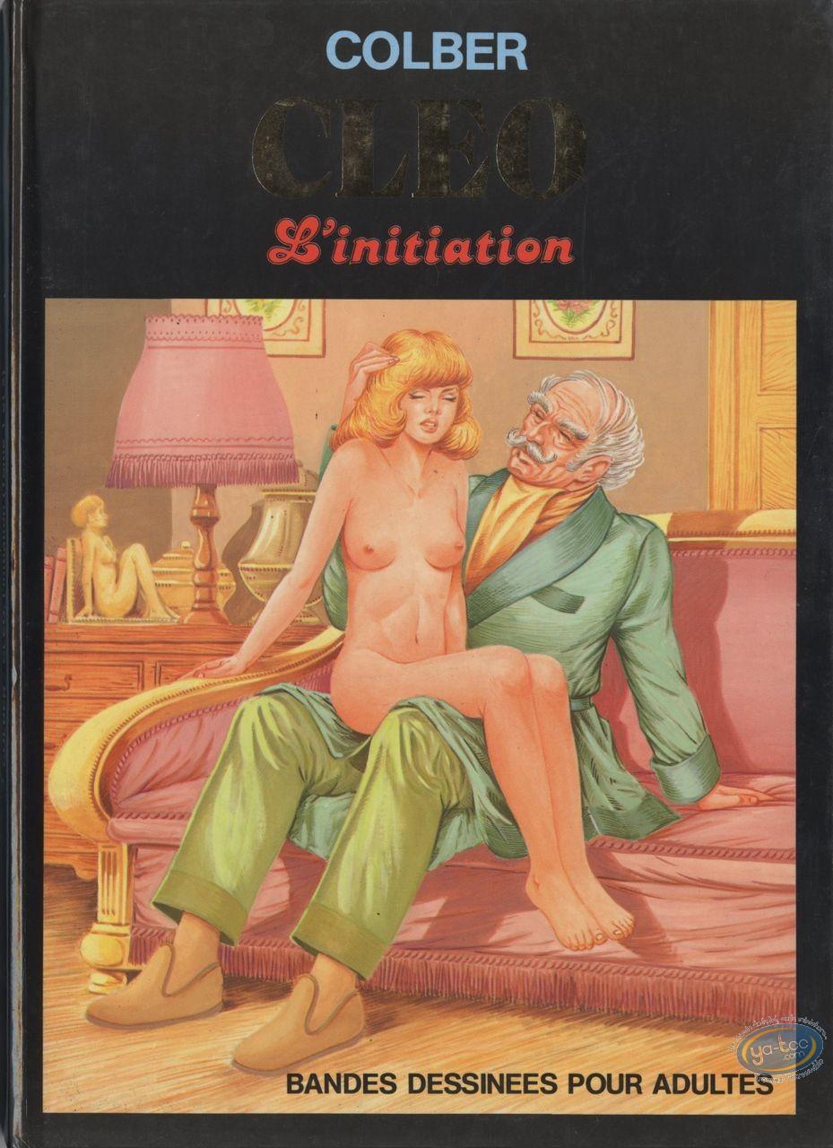Adult European Comic Books, Cléo : Cléo l'initiation (+2)
