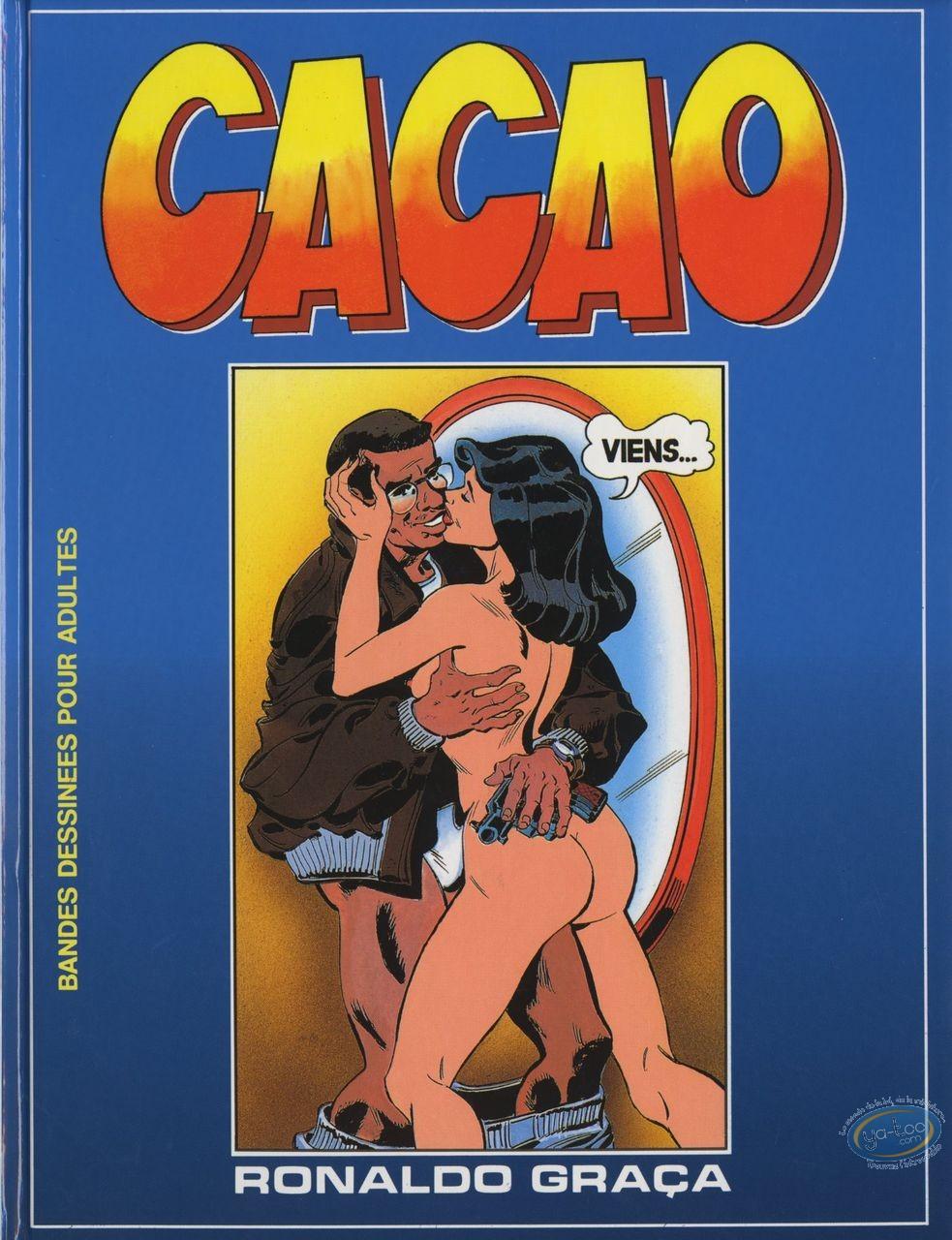 Adult European Comic Books, Cacao
