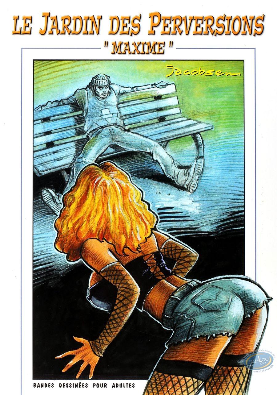 Adult European Comic Books, Le Jardin des perversions