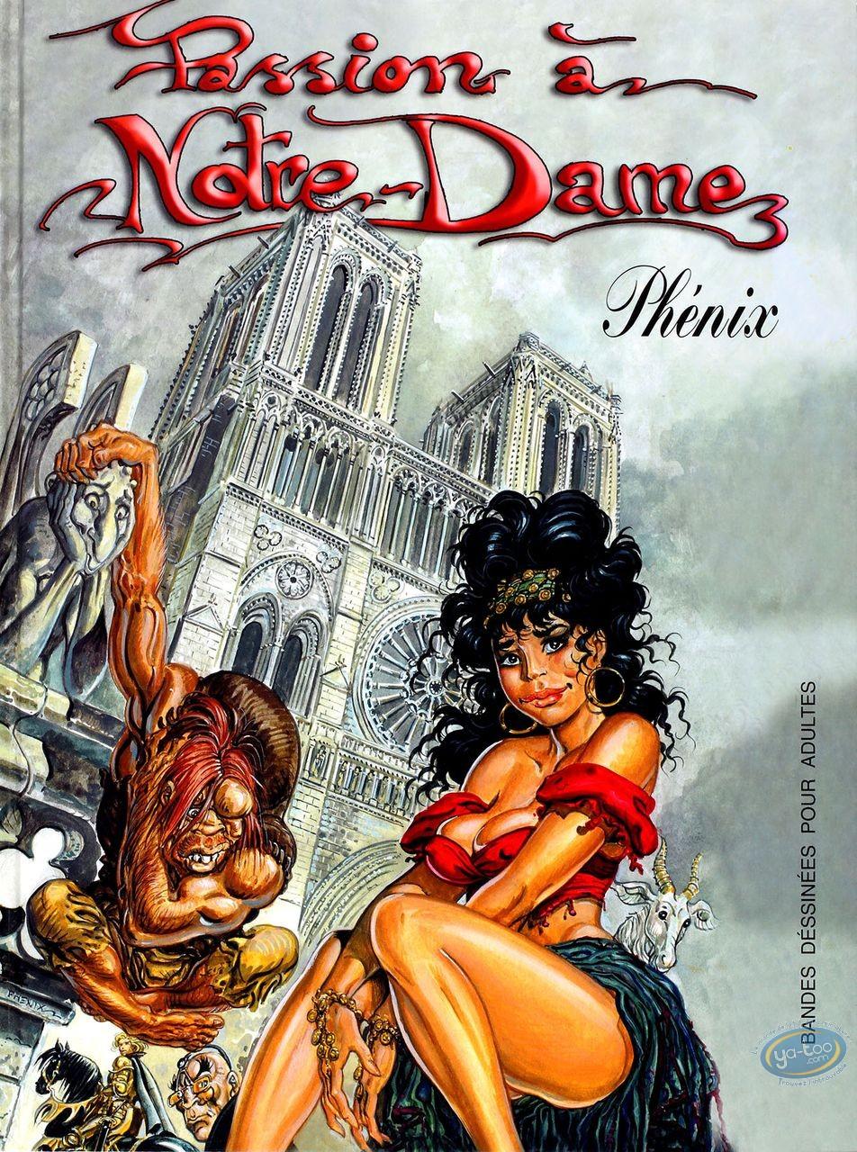 Adult European Comic Books, Passion à Notre-Dame : Passion à Notre-Dame