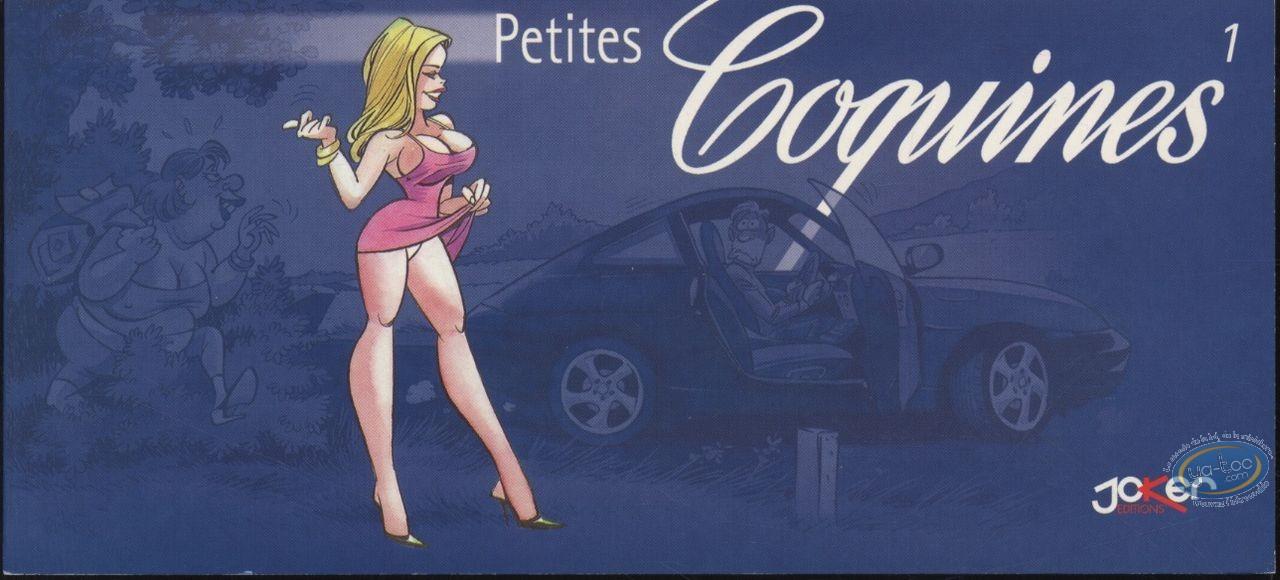 Used European Comic Books, Blagues Coquines : Petites coquines