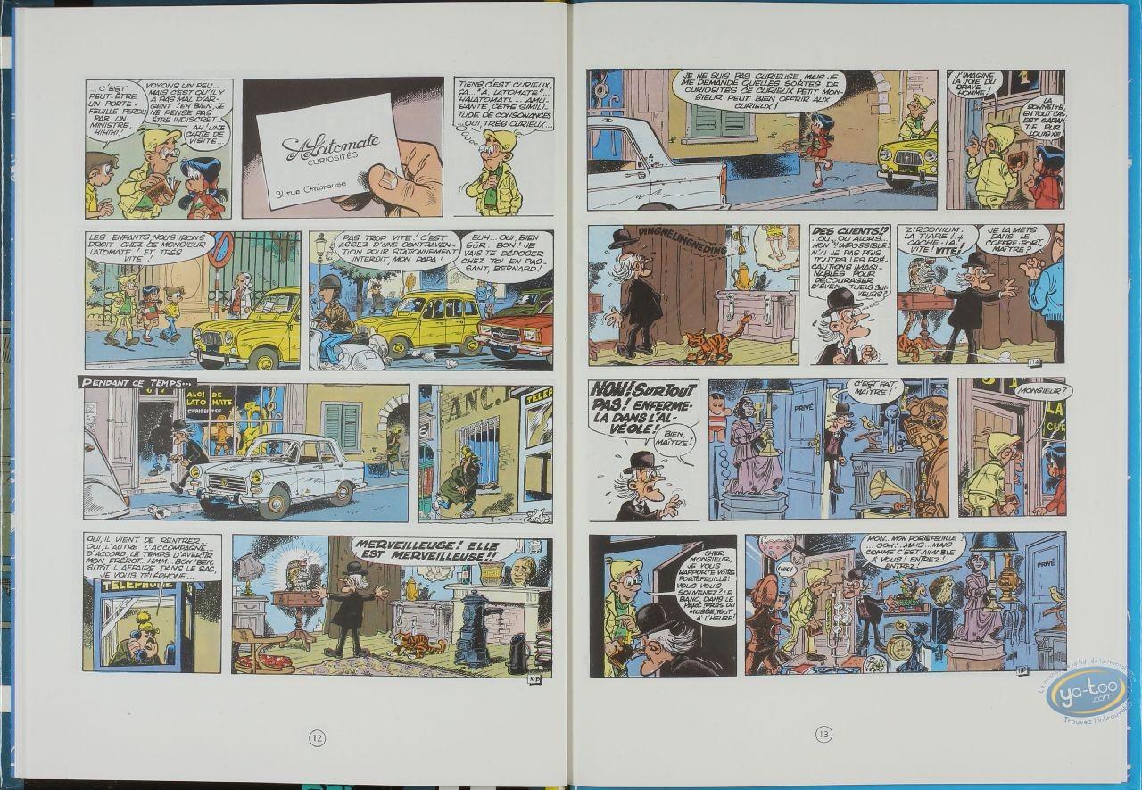 Reduced price European comic books, Sophie : Sophie et la tiare de Matlotl Halatomatl