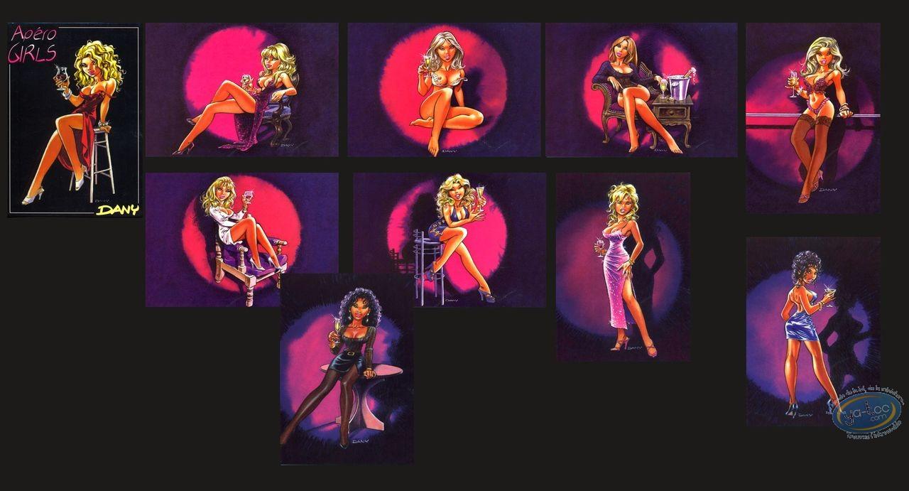 Portfolio, Apéro Girls : Apero Girls
