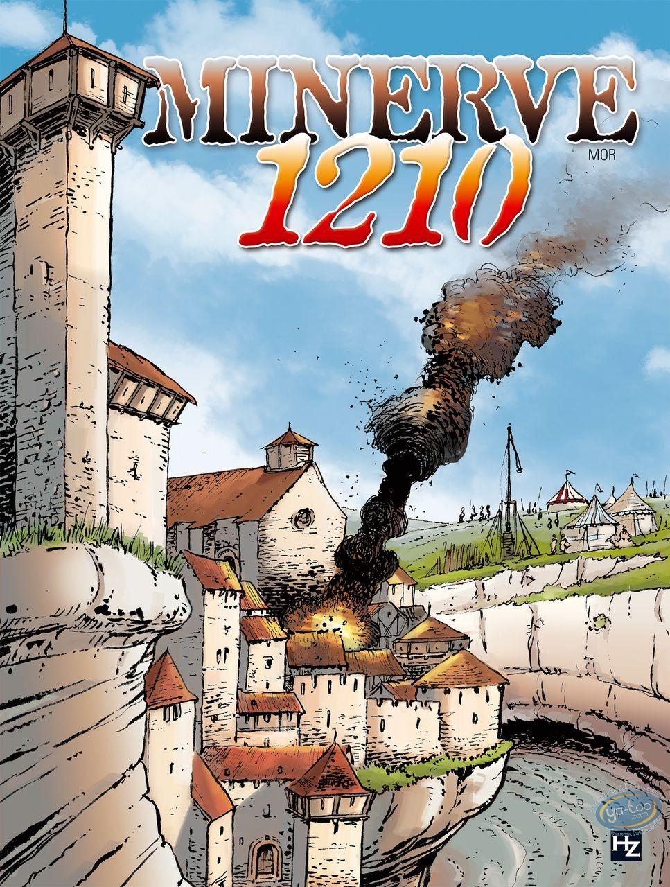 European Comic Books, Epopée Cathare (L') : Minerve 1210 - The Cathar epic