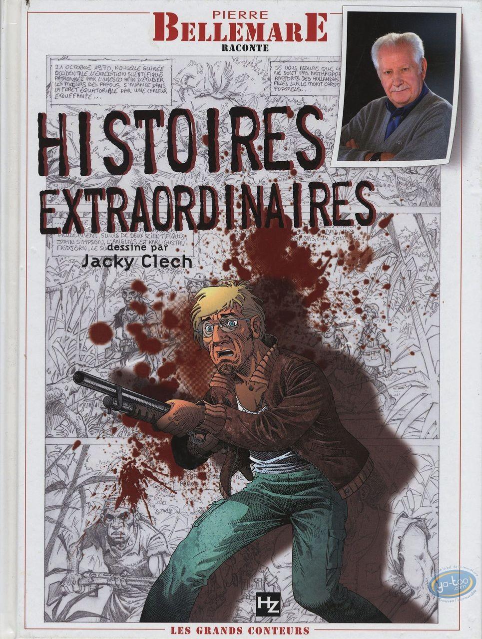 Reduced price European comic books, Histoires Extraordinaires : Histoires Extraordinaires