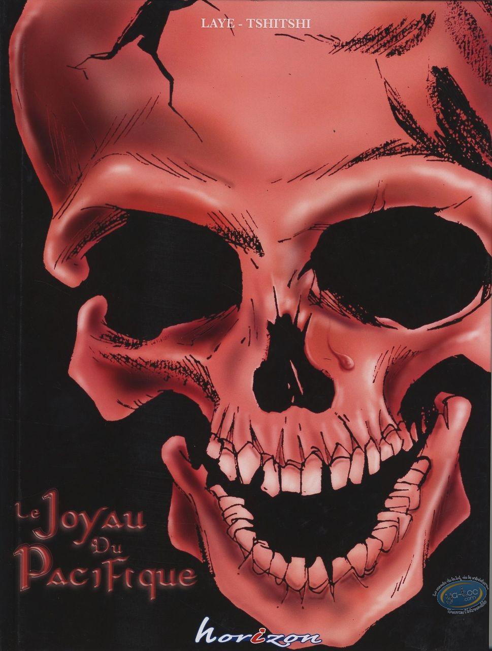 Reduced price European comic books, Joyau Pacifique (Le) : Le joyau du pacifique
