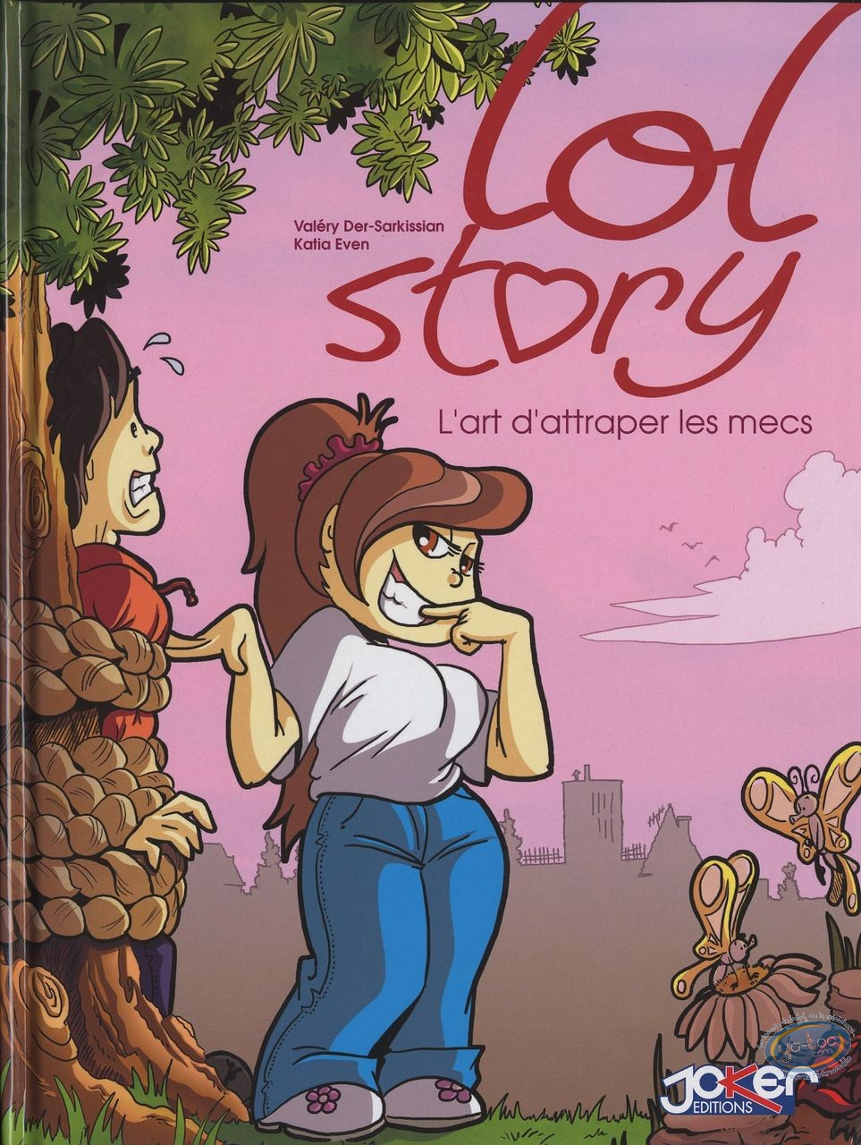 Reduced price European comic books, LoL Story : Katia Even LoL Story