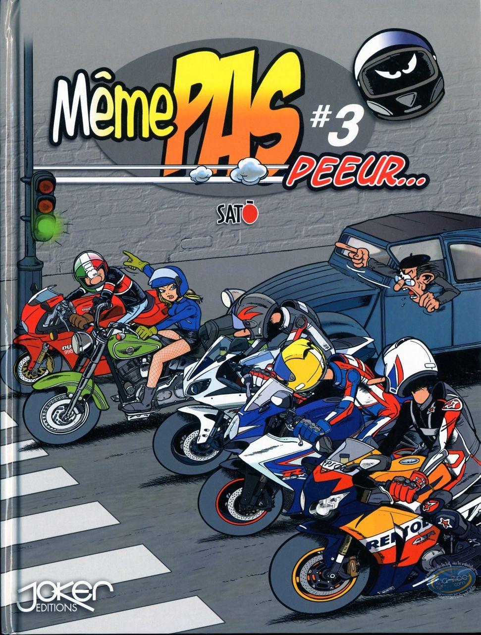 Used European Comic Books, Même pas Peeur : Même pas peeur…