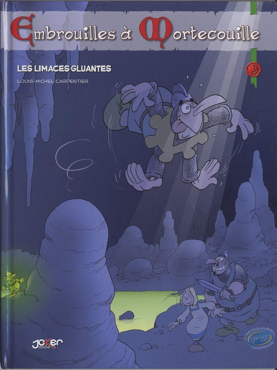 Reduced price European comic books, Ambrouilles à Mortecouille : Les limaces gluantes