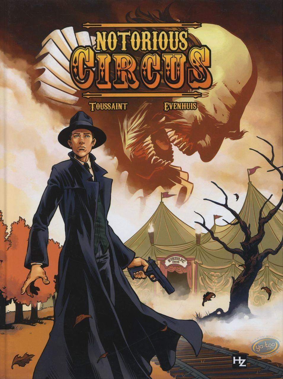 Reduced price European comic books, Notorious Circus : Notorious Circus (used)