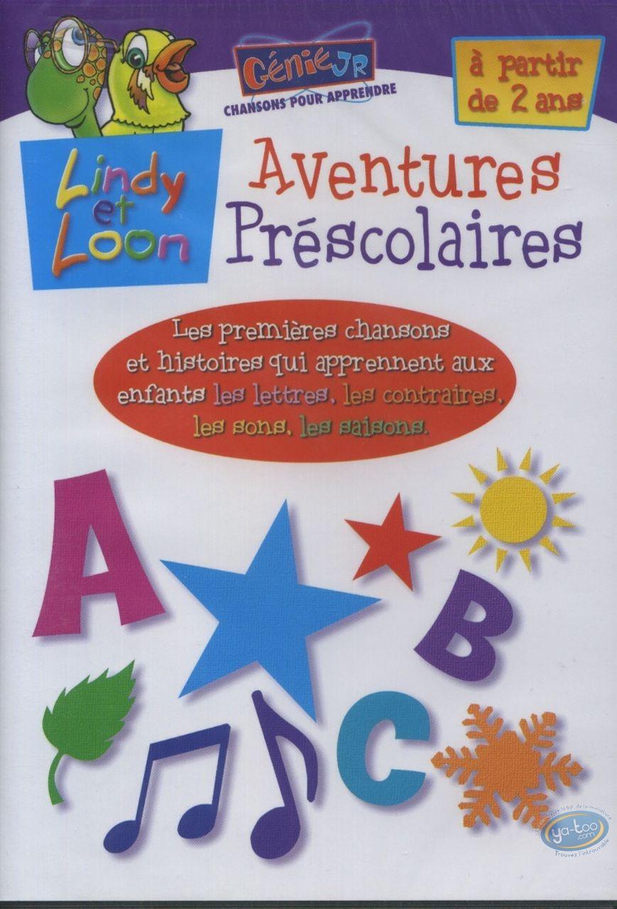 DVD, Lindy et Loon : Aventures Préscolaires