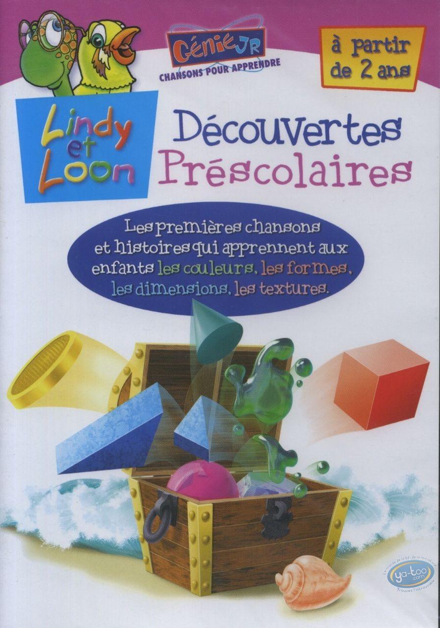 DVD, Lindy et Loon : Découvertes préscolaires