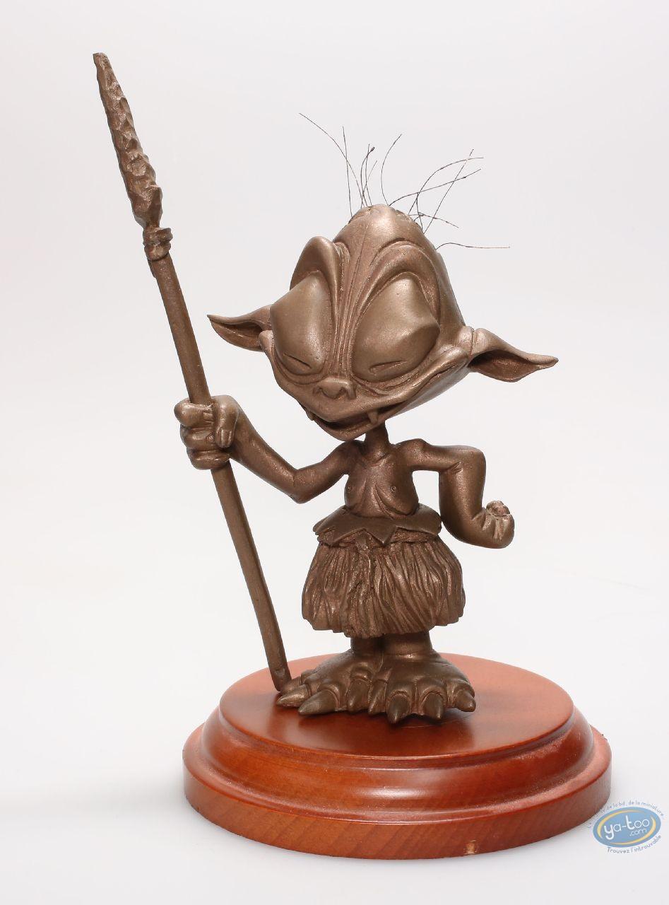 Bronze Statuette, Peter Pan : Korrigan (bronze)