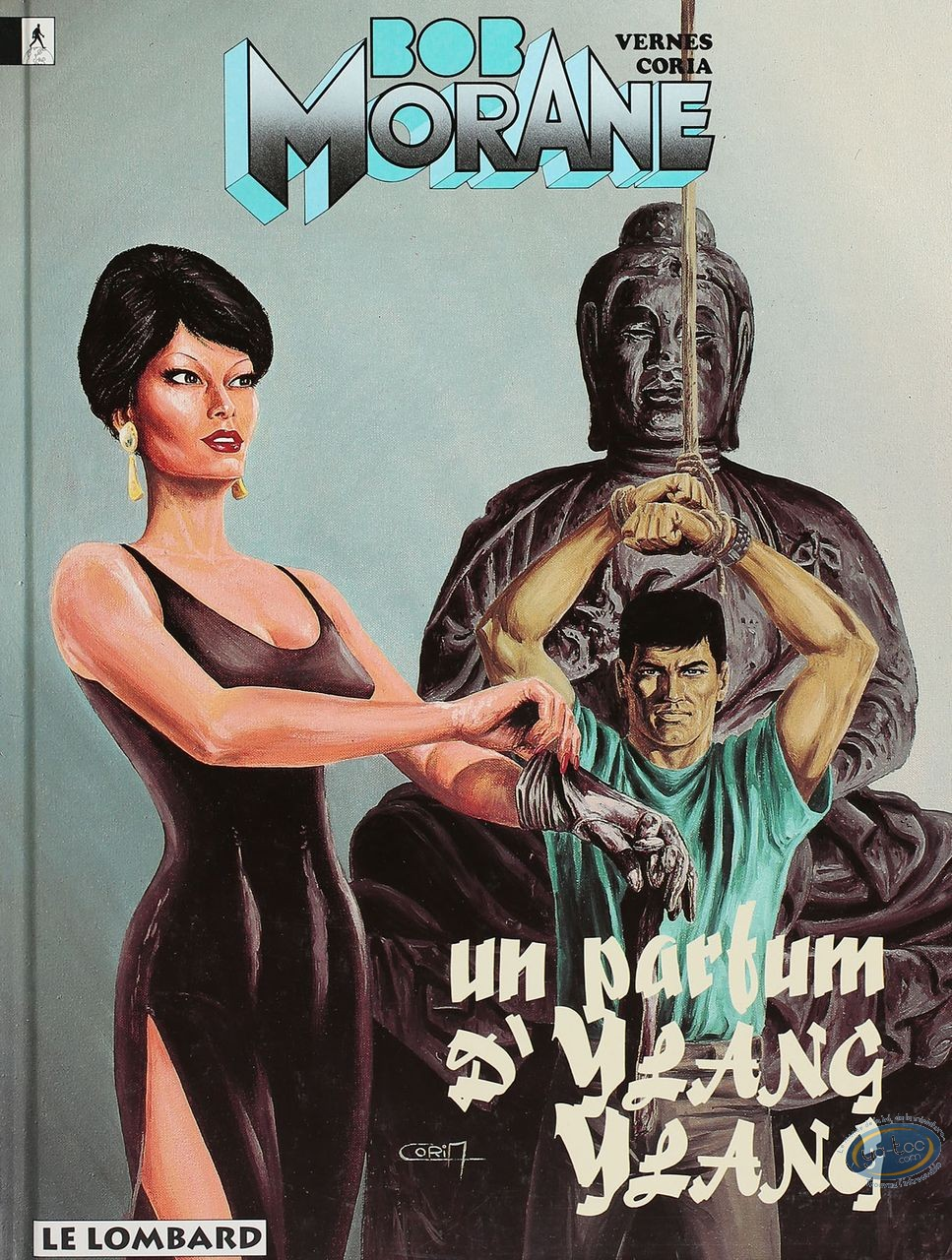Listed European Comic Books, Bob Morane : Un parfum d'Ylang-Ylang