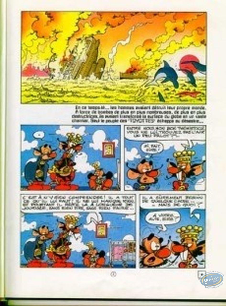 Used European Comic Books, Toyottes (Les) : BD jeu, La quête infernale