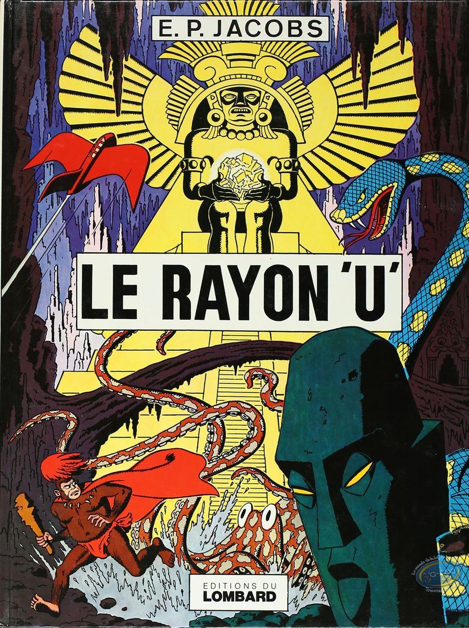 Listed European Comic Books, Rayon U (Le) : le Rayon U