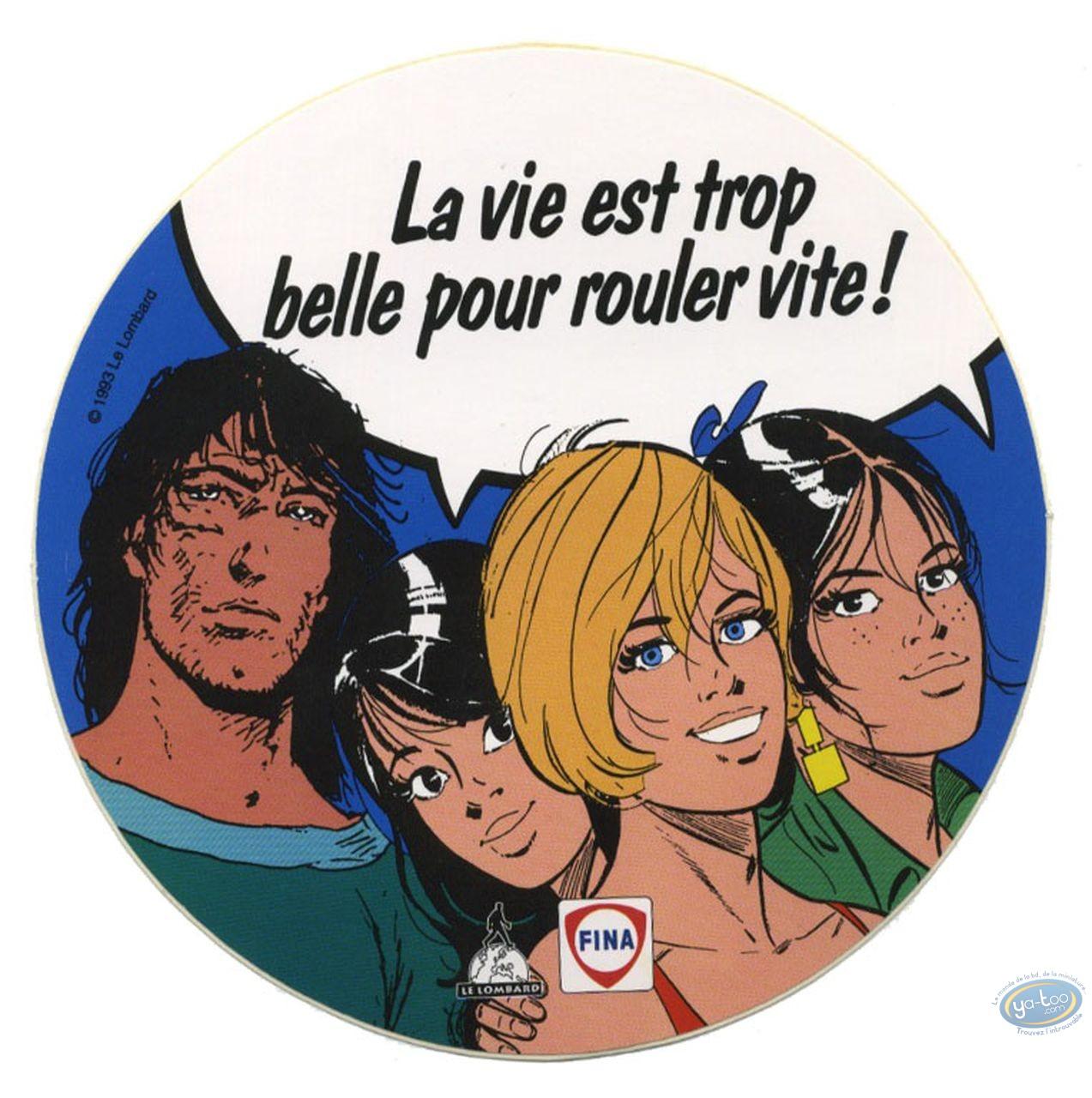 Bookplate Offset, Thorgal : Thorgal et Julie, Claire, Cécile