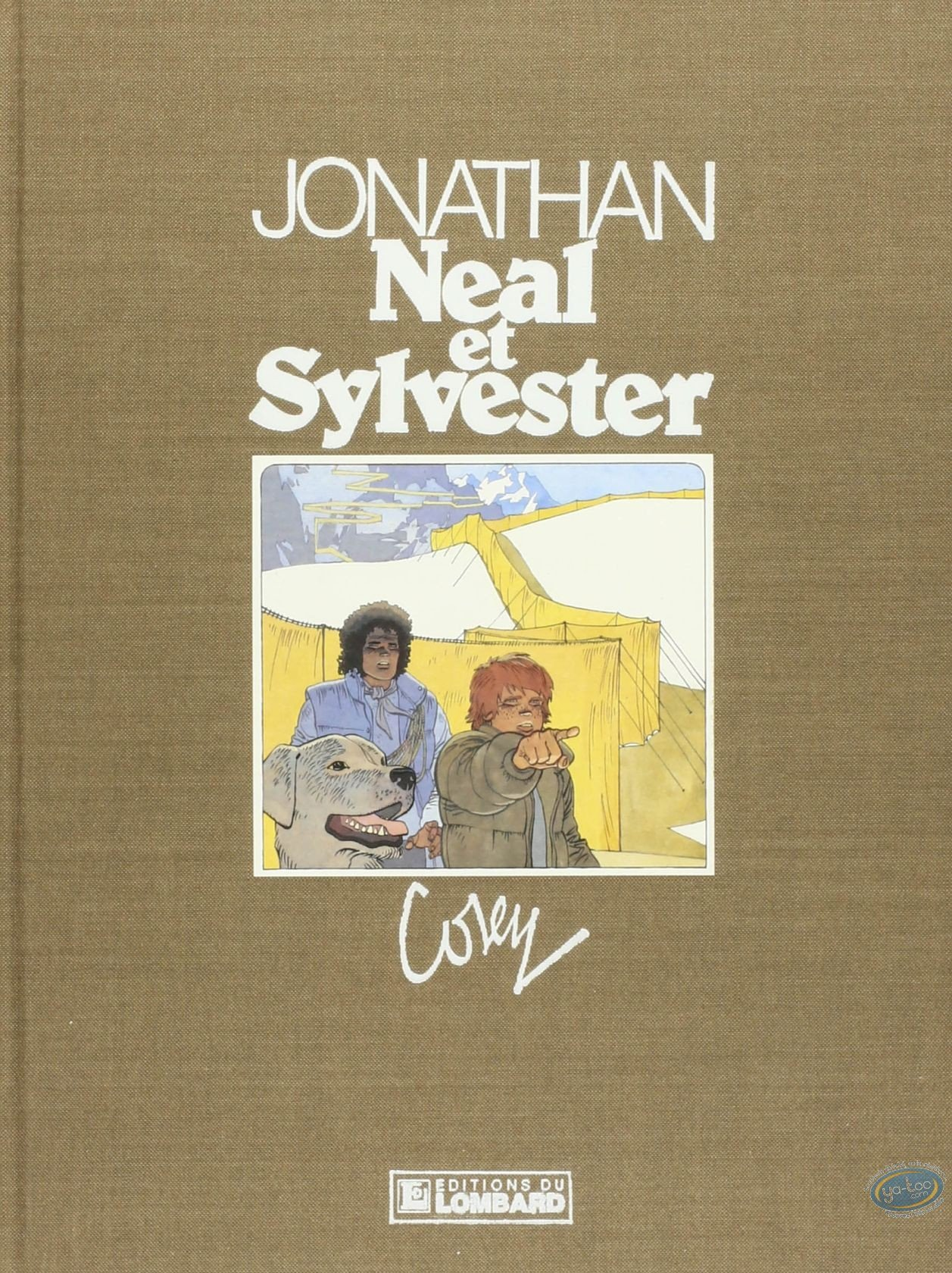 Deluxe Edition, Jonathan : Neal & Sylvester