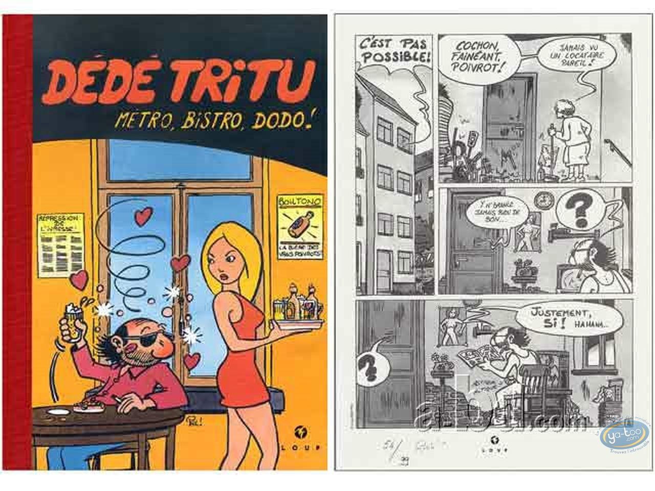 Limited First Edition, Dédé tritu : Dede Tritu