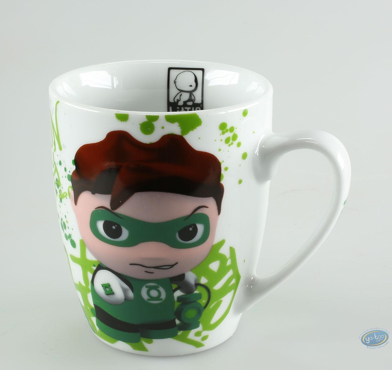 Tableware, Marvel Super Héros : Set of 5 decorated mugs