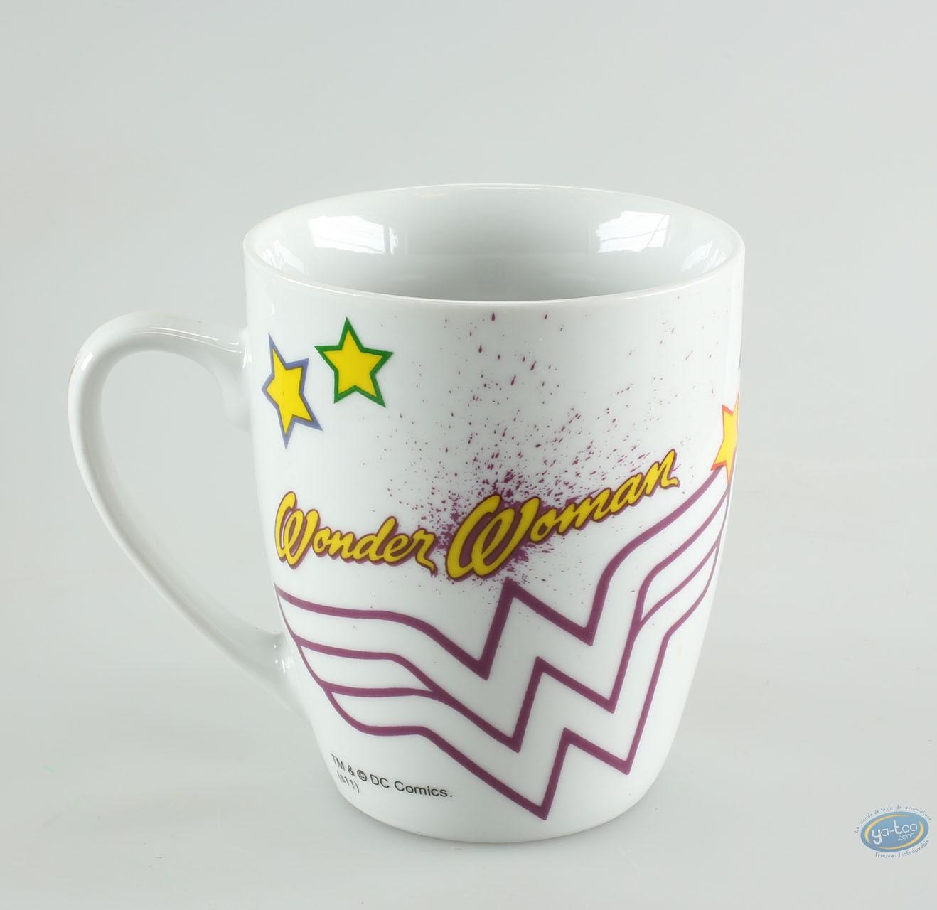 Tableware, Marvel Super Héros : Wonder Woman