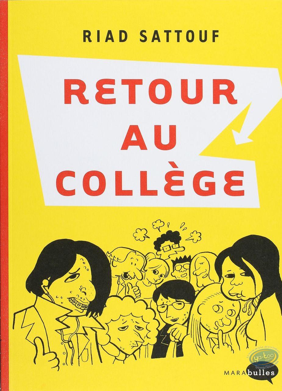 European Comic Books, Retour au Collège : Retour au collège