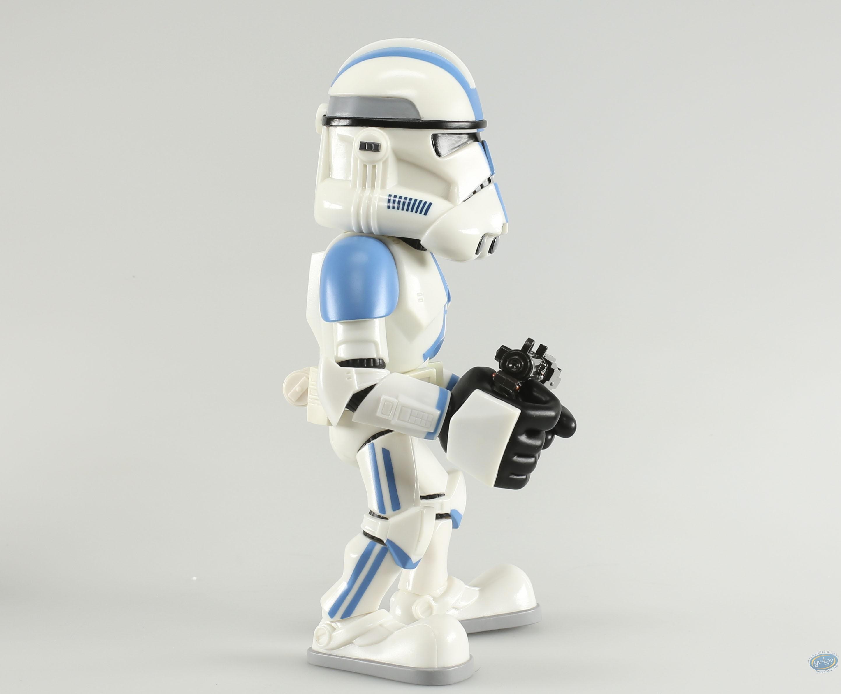 PVC Statuette, Star Wars : SW 501st Clone Trooper Super Deformed