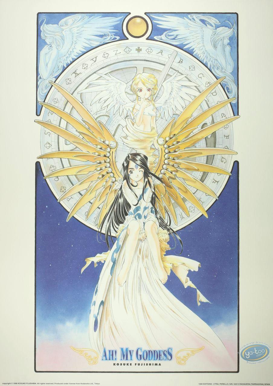Offset Print, Ah My Goddess : Ah ! My Goddess 8