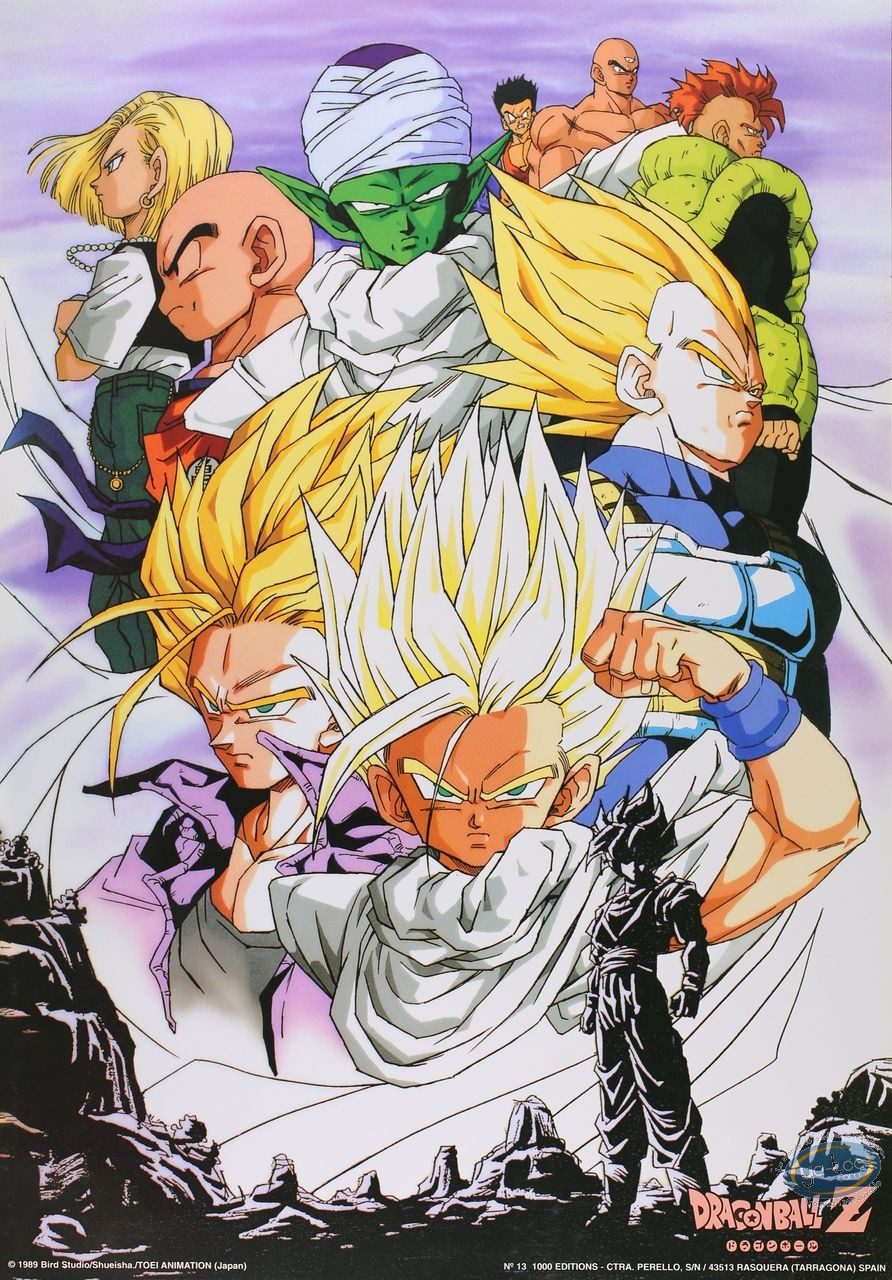 Offset Print, Dragon Ball Z : Dragon Ball Z n°6