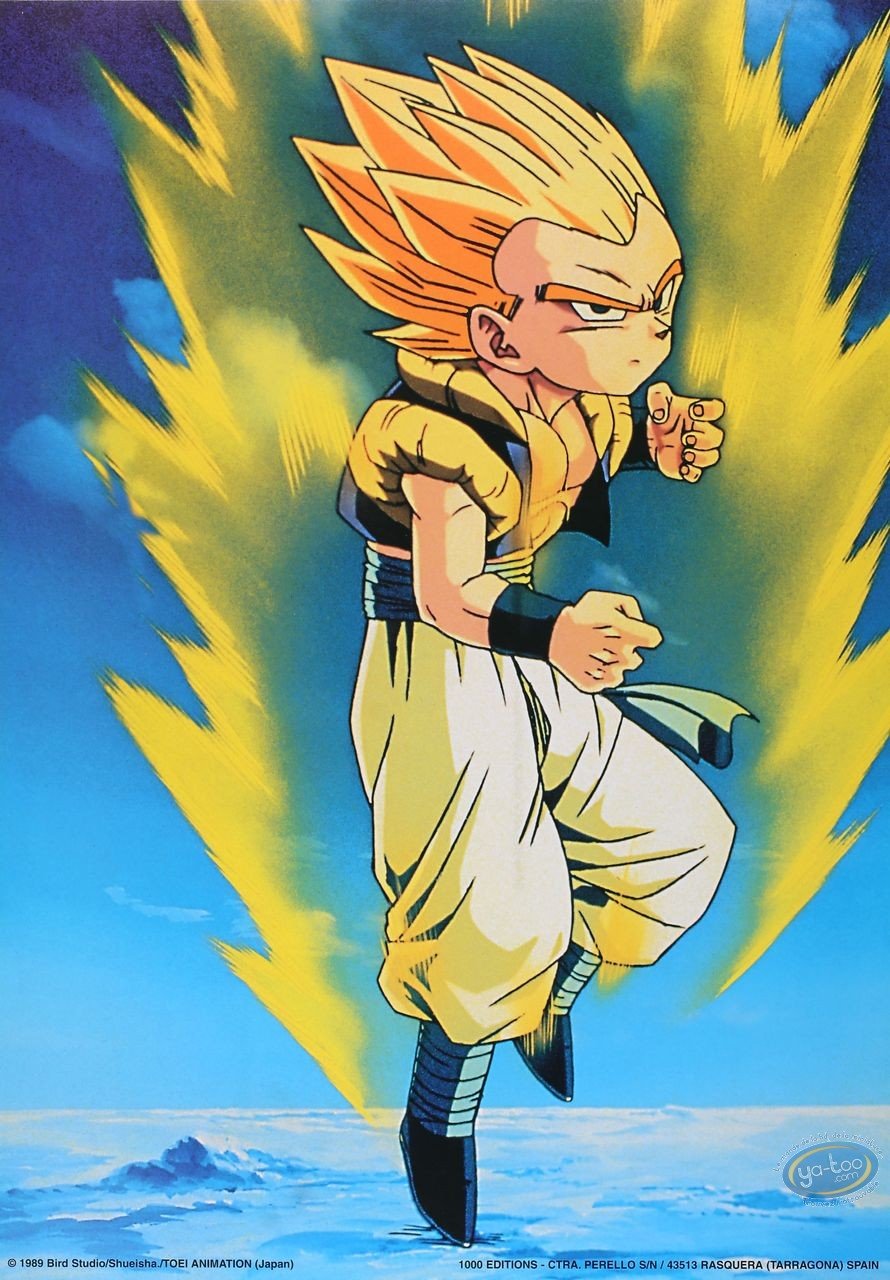 Offset Print, Dragon Ball Z : Dragon Ball Z n°9