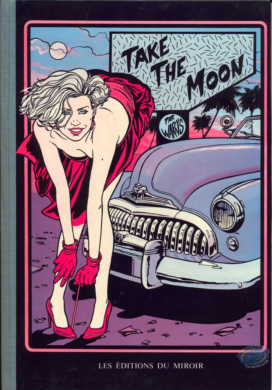 Limited First Edition, Take The Moon : Take the moon