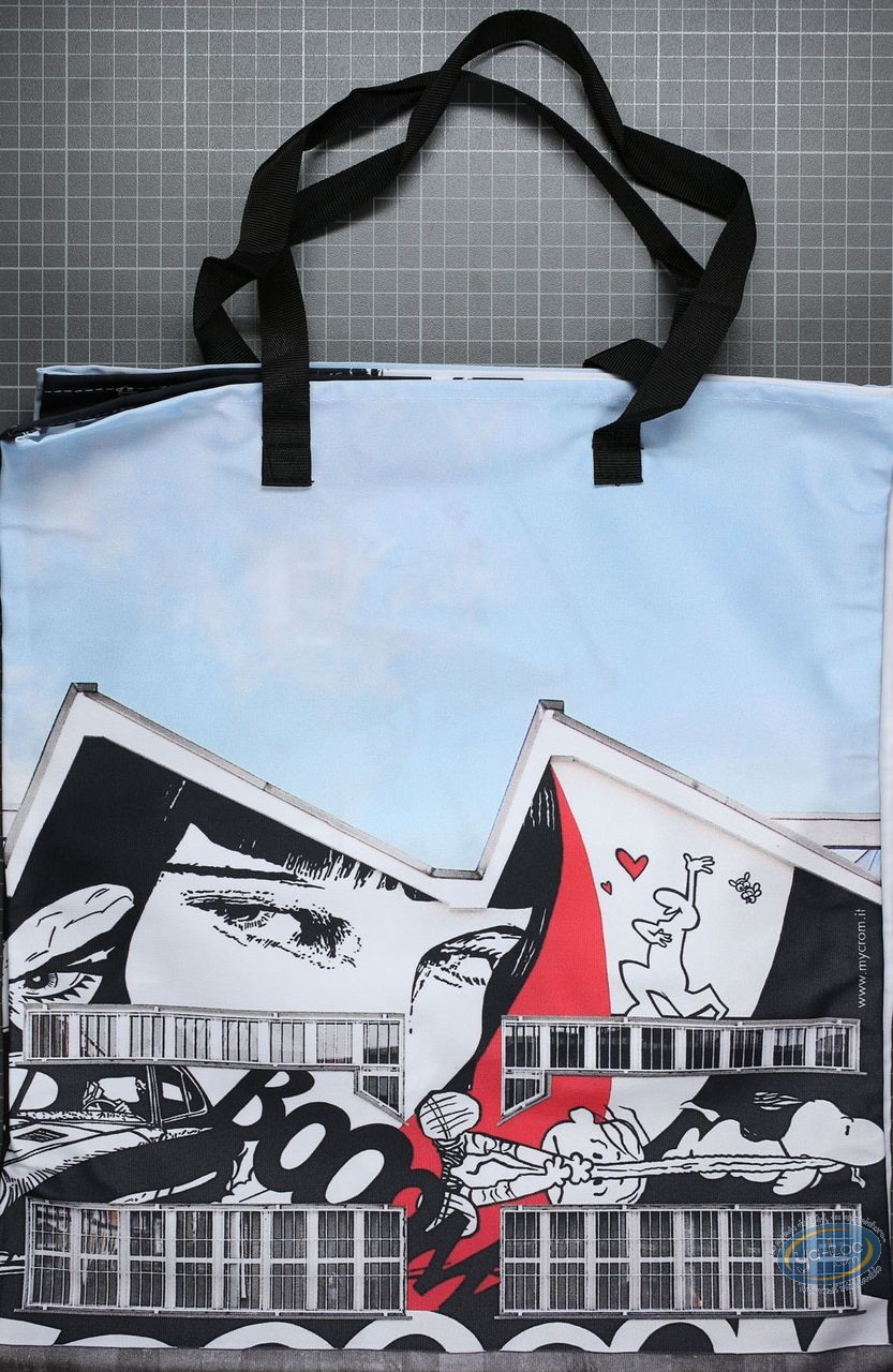 Luggage, Beach bag, Snoopy, Corto, Mister Linea, Diabolik, Manara