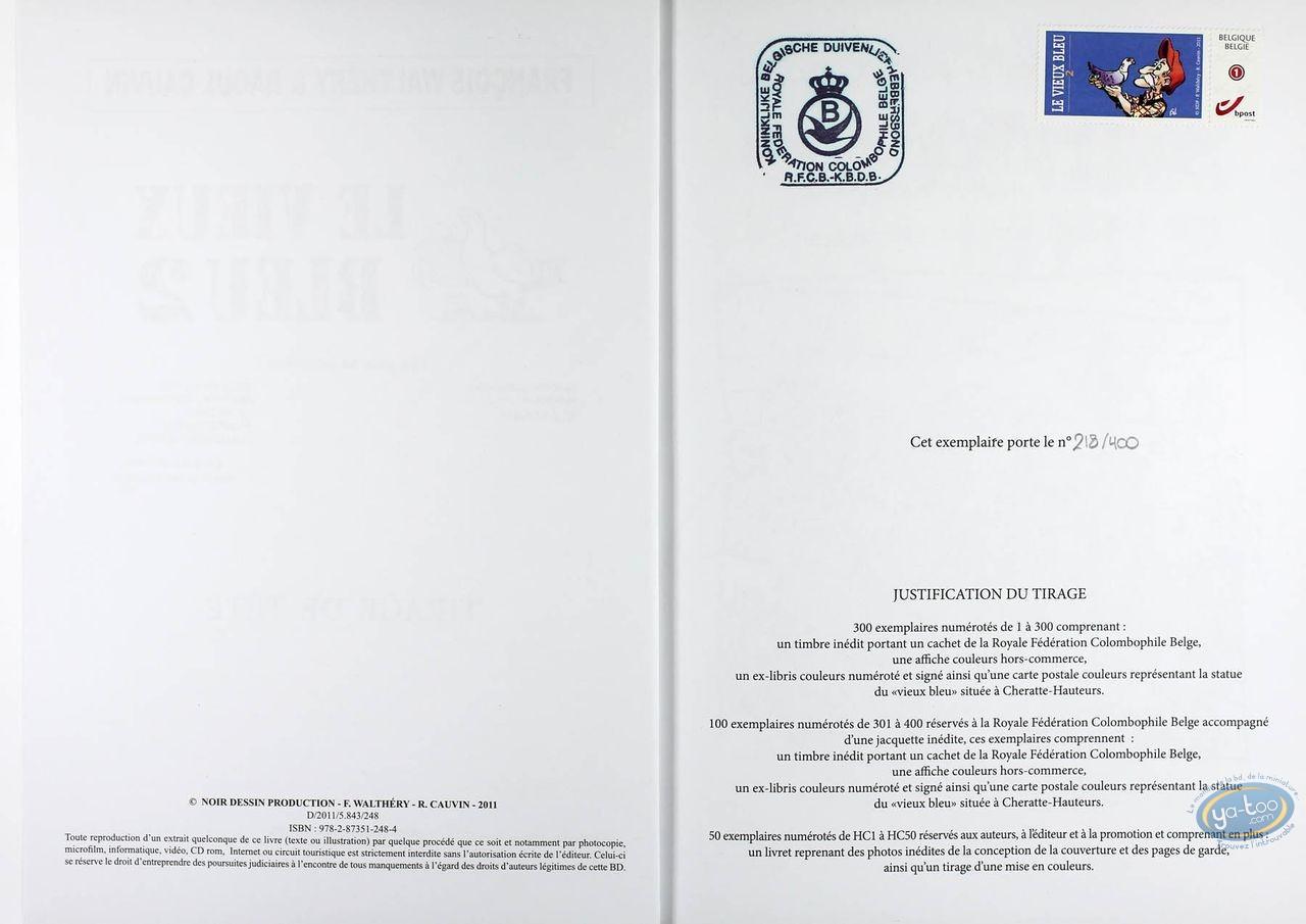Limited First Edition, Vieux Bleu (Le) : Le Vieux Bleu