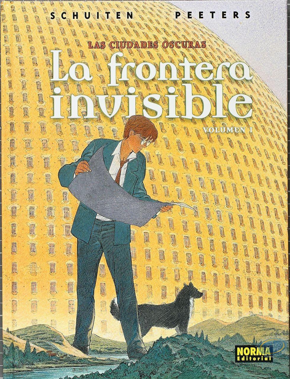 European Comic Books, Cités Obscures (Les) : La Frontera Invisible