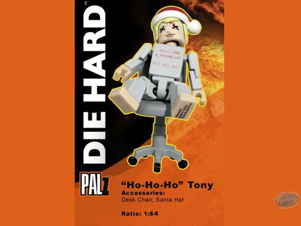 Plastic Figurine, Die Hard : Tony 2
