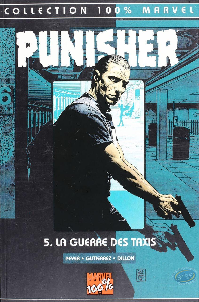 Reduced price European comic books, Punisher (Le) : La guerre des taxis