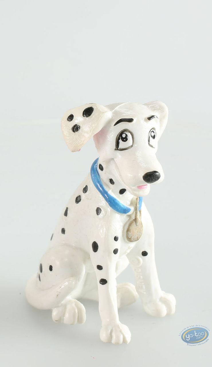 Plastic Figurine, 101 Dalmatians (The) : Perdita