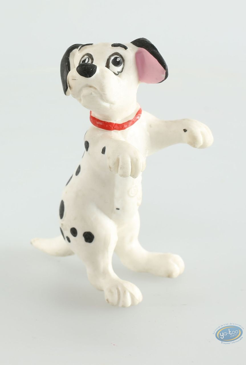 Plastic Figurine, 101 Dalmatians (The) : Lucky
