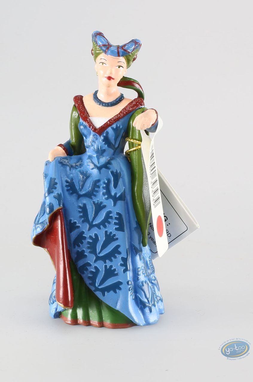 Plastic Figurine,  : Unicorn lady