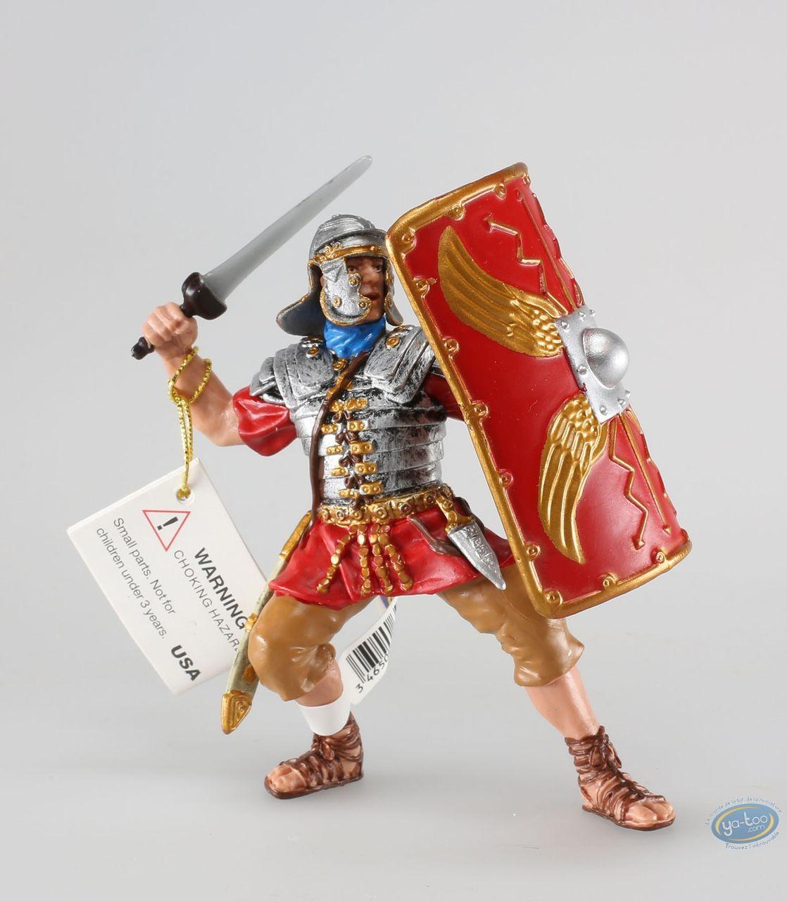 Plastic Figurine, Romains : Légionnaire